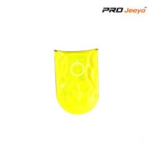 Hi Viz Yellow Led Magnetic Clip For Kids