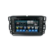 Fabricant 7 '' Android 6.0 Système audio multimédia GPS de voiture pour GMC / Tahoe / Yukon / Acadia / Envoy avec Canbus Radio SWC Big USB