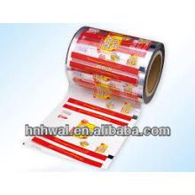 Joint d'étanchéité à base d'aluminium en plastique Aluminium Foil Plastic Films