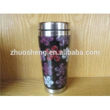 Großhandel Creative hergestellt in China Bestnote Edelstahl benutzerdefinierte Emaille Keramik-Becher