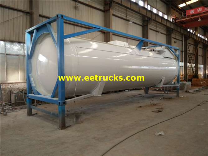 20feet Propane Gas Tank Containers