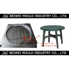 Chaise à injection plastique et moules de table