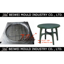 Cadeira de injeção de plástico popular e moldes de mesa