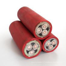 Câble d'extraction en caoutchouc isolé et gainé de caoutchouc de service d'OEM disponible