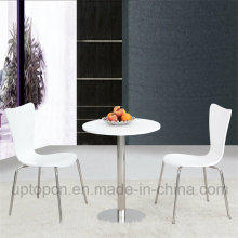 Ресторан комплект мебели с круглым столом и стул PP (СП-CT618)