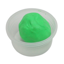 Bouncing Putty Toys in Plastic Box