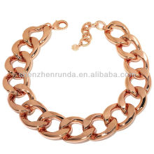 Joyas de acero inoxidable joyas de oro rosa vners joyas