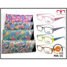 Novos óculos de leitura de moda Disply com bolsa (MRP21680)