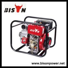BISON (CHINA) Bomba de agua diesel de 4 pulgadas bombas de agua eléctricas