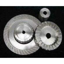 rebolo de diamante abrasivo galvanizado
