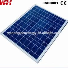 Modules PV solaires personnalisés pour système d'alimentation solaire