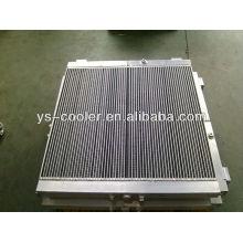 Teller-Finde Bagger Wärmetauscher / Bagger Hydraulikölkühler
