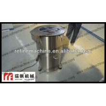 SUS 304 batata lavagem e descascamento máquina / cebola peeling máquina / vertical elétrico industrial batata peeling máquina