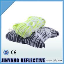 Ribetes reflectantes de alta visibilidad color seguridad