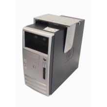Suporte de CPU metálico Suporte de CPU ajustável para escritório