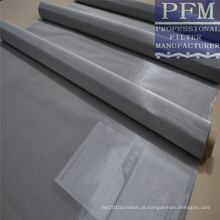 AISI SUS 304 316 ultra fina de aço inoxidável tecido tecido de metal para placa de circuito