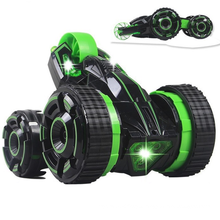 Volantex 5 Wheel Off Road Car 2.4GHz High Speed Racing 360 Degree Rotating Electronic Race Car Gift for Children