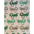 Детская высококачественная 100 хлопчатобумажная хлопчатобумажная ткань для детей