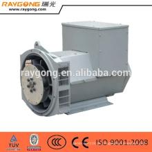 Lichtmaschine 10kw Dreiphasiger doppelt gelagerter bürstenloser Generator