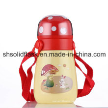 Double Wall Stainless Steel Outdoor Flask Svf-400j for Kids