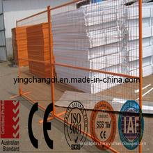 Canada Temporary Fencing The Package of Canada Temporary Fence: