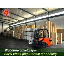 prensa de impresión offset