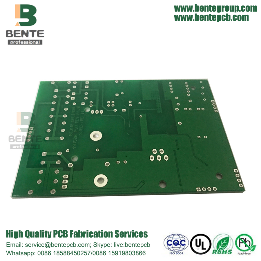 4oz Thick Copper PCB 2-layers PCB FR4 Tg135