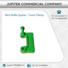 Sturdy Material Made Spare Parts for Rice Huller Machines from Reputed Manufacturer