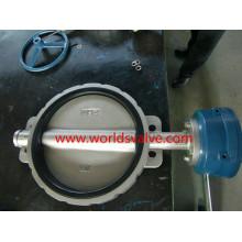 Ss316l для CF3m SUS316 sus304 для Клапан-Бабочка вафли (D71X-10/16)