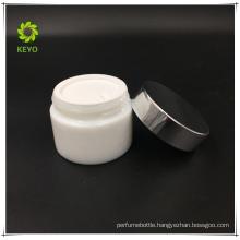 100g empty cream cosmetic OPAL white glass jar ceramic jar