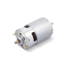 epb vacuum best quality Dual Shaft 12v motor dc dinamo 775