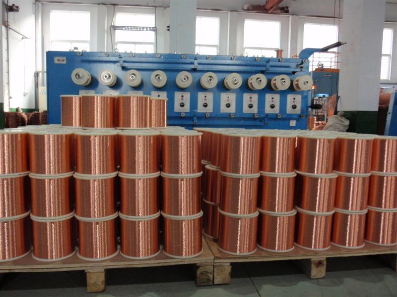 Pure Copper Wire 99.9% Electric Bare Copper Wire Solid