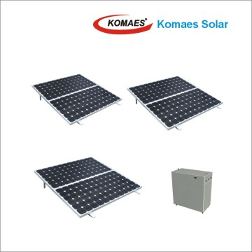 1kw PV Panel Solar System with TUV IEC Mcs CE Cec Inmetro Idcol Soncap Certificate