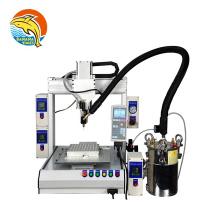 OEM cartridge filler cbd oil custom color automated cart filling machine preset cartridge filling gun 0.8 ml