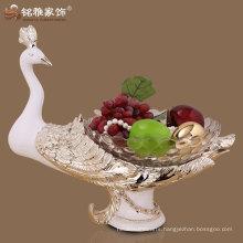 peacock shaped environmental friendly high quality guangzhou plate