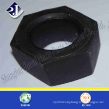 Carbon Steel Black Hex Nut