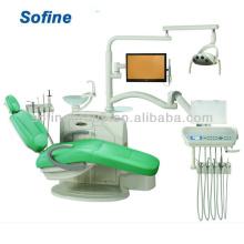 Unidade Dental da Unidade Odontológica certificada CE com Compressor Aire