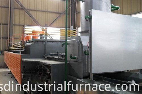 Continuous Carburizing Furnace