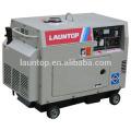5KWTop бесшумный дизельный генератор с дизельным двигателем 9HP LDG5000S для продажи