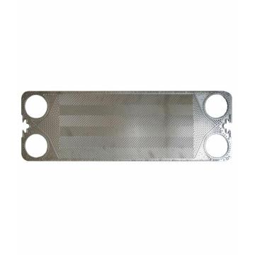 Placa de acero inoxidable 316L para intercambiador de calor NT250L