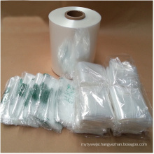 Hight Quality Transparent Polyolefin (POF) Heat Shrink Flat Bags with Vent Holes (XFF16) , FDA Approved, From Yiwu, China