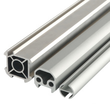 Tubo de aluminio de perfil de manija de aluminio extruido de alta calidad / tubo de aleación