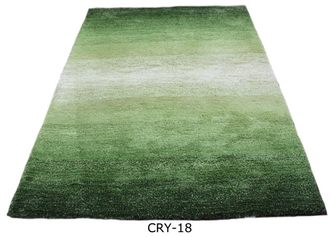 Microfibre with Gradational color Carpet