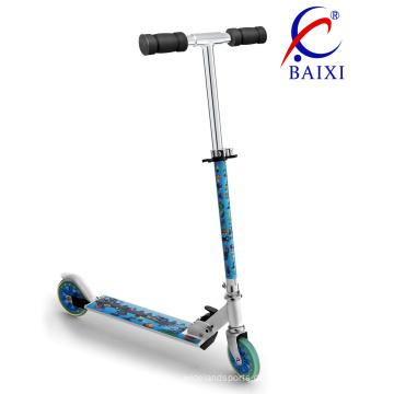 Kinderroller mit zwei PU-Rad (BX-2M006)