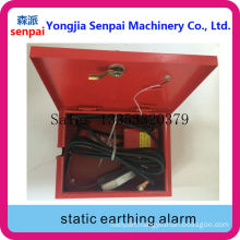 Gas Station Accessory High Intelligence Static Earthing Alarm