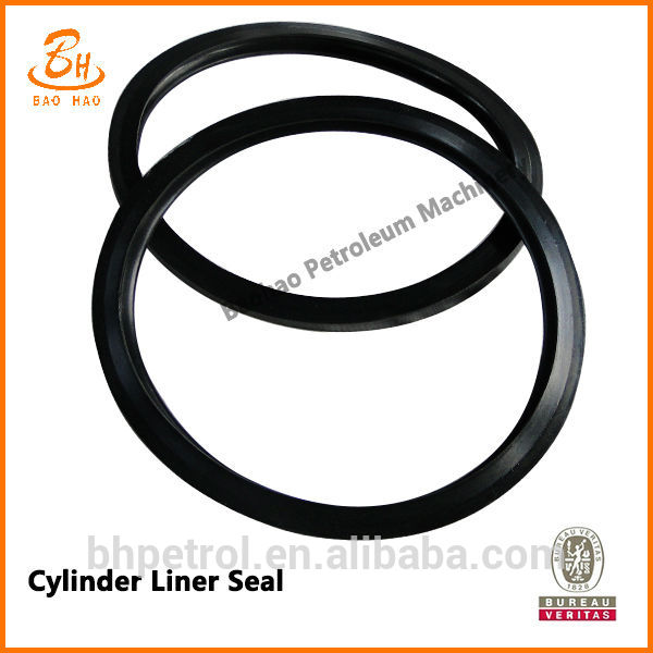 Cylinder Liner Seal For Mud Pump For