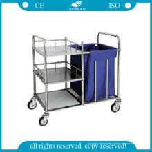 AG-Ss010 CE approuvé High Qualtiy Ss Lin Trolley