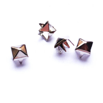 Jambes longues Nikel Pyramid Studs