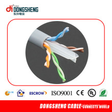 CE / RoHS / ISO Утвержденный UTP CAT6 кабель