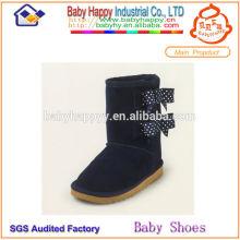 Zapatos al por mayor del invierno de la alta calidad de la promoción en línea para los niños